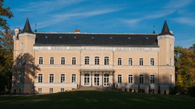 SÜNDMUSKOHT: Kröchlendorffi loss Brandenburgi liidumaal.