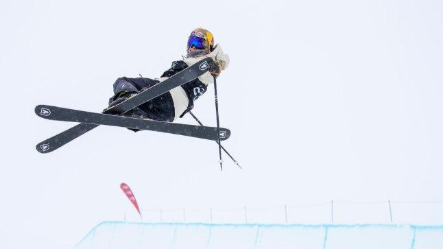 KORRAS: Kelly Sildarul ei tekkinud rennisõidus mingit probleemi järjekordse kuldmedali võitmisega.