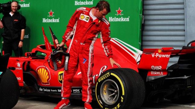 Üha enam tundub, et Kimi Räikkönen jätab sügisel Ferrariga hüvasti.