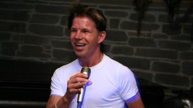 Arnold Oksmaa 2009. aastal.