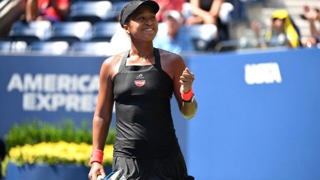 Naomi Osaka teeb elu parimat turniiri.