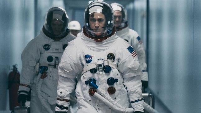 """ESIMENE INIMENE KUUL: Damien Chazelle'i filmis kehastab legendaarset USA astronauti Neil Armstrongi režissööri eelmise filmi """"La La Land"""" täht Ryan Gosling."""