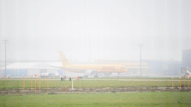Tallinna lennujaam udus mullu sügisel