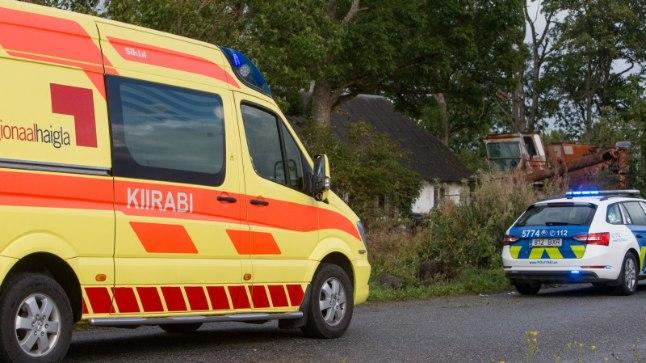 Kiirabi. politsei