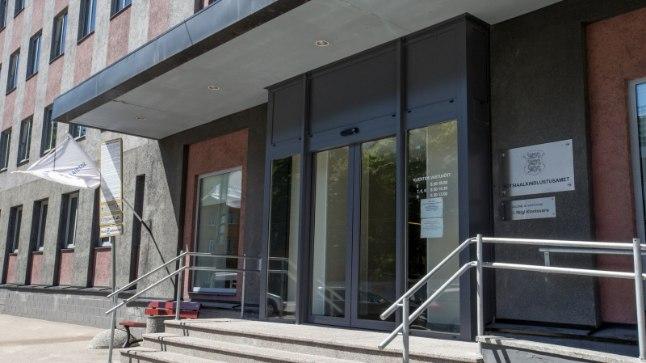 Sotsiaalkindlustusameti hoone