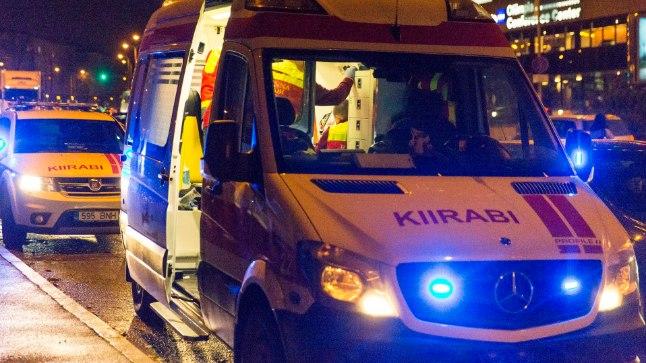 Kiirabi. Foto on illustratiivne.