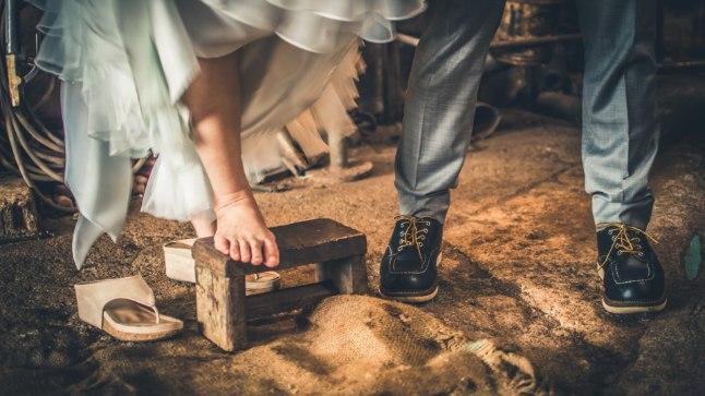Et jalatsid ei haiseks