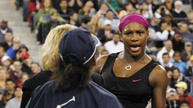 Serena Williams 2009. aastal US Openil.