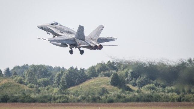 Hispaania Eurofighter Ämaris.