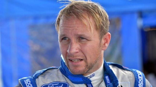 Petter Solberg.