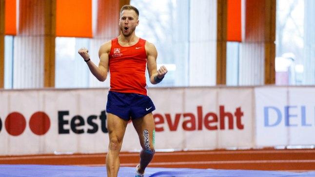 2017. aasta Londoni MM-i kümnevõistluse neljas mees Janek Õiglane on üks Tallinna võistluse favoriite.