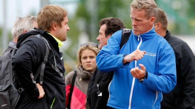 Kanteri endise treeneri vastulause kergejõustikukuulsusele: MMil on tähtis võitmine, mitte pikk heide