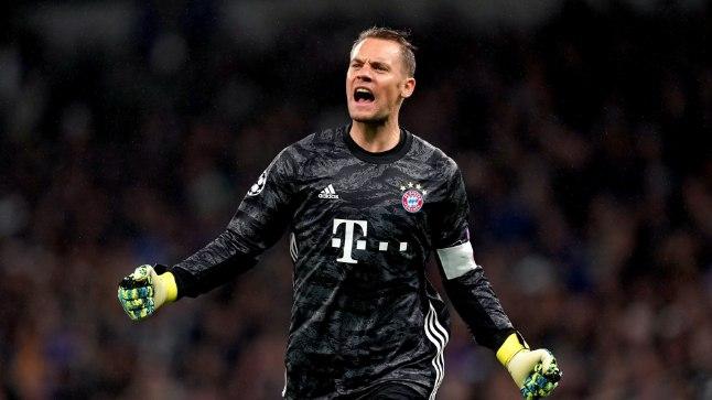 Tallinnas toimuvas kohtumises seisab Saksamaa väravas koondise praegune suurim staar, Müncheni Bayerni väravavaht Manuel Neuer.