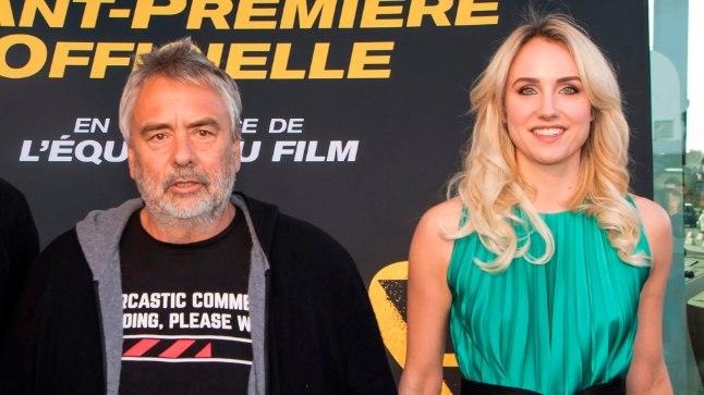 Prantsuse režissöör Luc Besson eitab vägistamissüüdistust