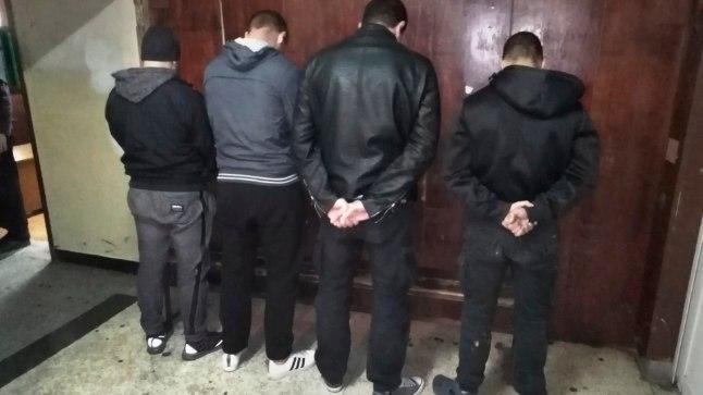 Bulgaarias pandi neli rassisti trellide taha