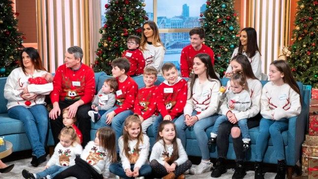Briti suurima pere ema ootab 22. last