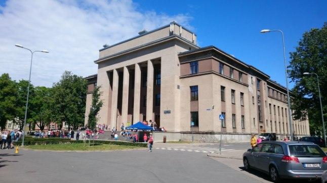 Järgmisel sügisel kolib uuendatud Salme kultuurikeskusse ajutiselt linnateater.