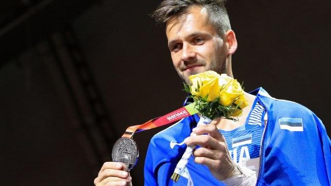 Kirdi raviarst: on lootus, et Magnuse õlg saab Tokyo olümpiaks võistluskorda