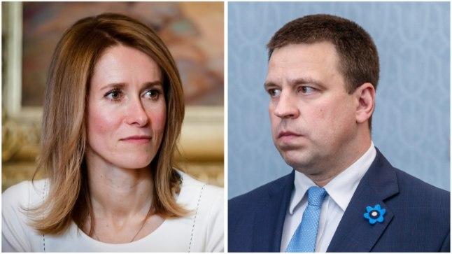 VIDEO   Jüri Ratas: Kaja Kallas süüdistab mind riigireetmise valmiduses. See vajab selgeid tõendeid või avalikku vabandust