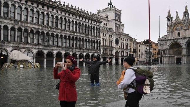 APPI! Itaalia pärl Veneetsia upub