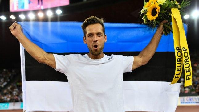 Eesti spordikuninganna pidi surema 25 aastat tagasi, aga ta püsib endiselt kadestamisväärselt heas vormis