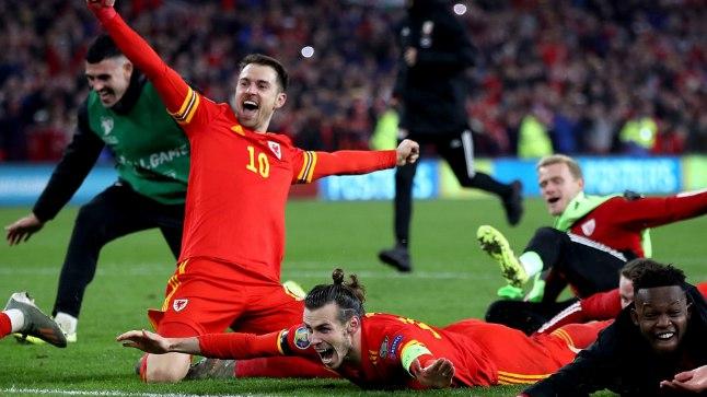 UEFA EURO 2020   Wales pääses viimasel hetkel EMile