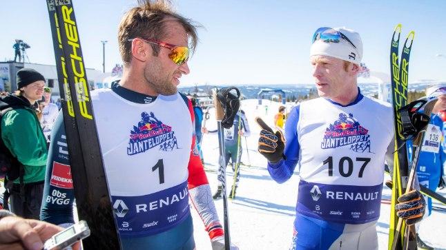 SUUSAD ALLA! Petter Northug naaseb võistlusrajale