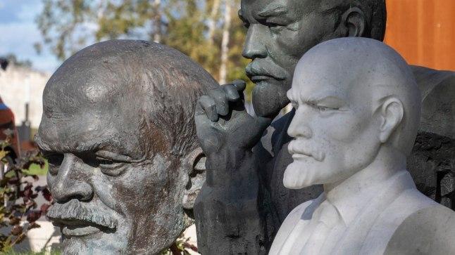 Tõnis Erilaiu lehesaba | Kuidas saarel teati: Leninit ei võetud taevasse