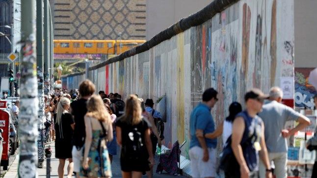 MÄLUMÄNG | 10 küsimust Berliini müürist
