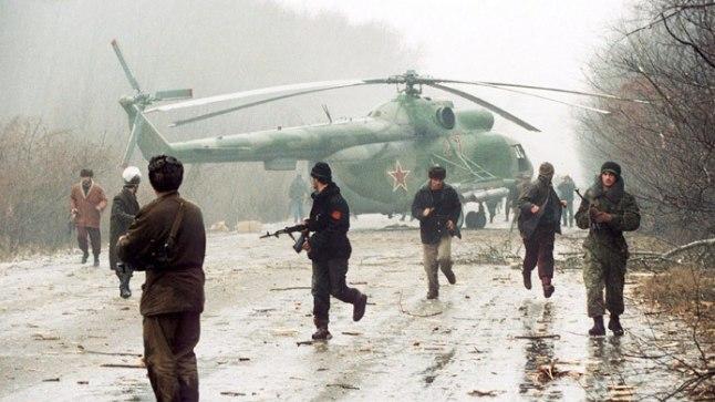 MINEVIKUHETK | 11. detsember: Vene väed tungisid Tšetšeeniasse