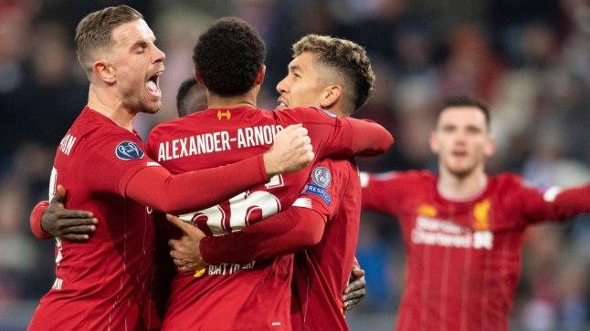 MEISTRITE LIIGA | Liverpool suutis krahhi vältida, kuid üks mullustest poolfinalistidest pudenes juba konkurentsist