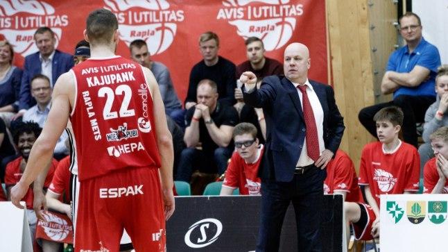 Rapla andis võõral väljakul Läti tippklubile vinge lahingu, TalTech tegi teist päeva järjest tšempioni elu raskeks