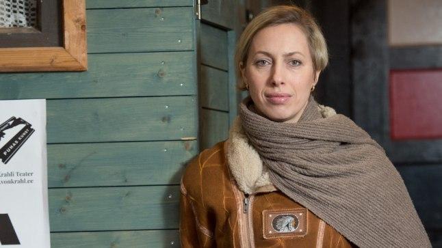 Tiina Tauraite: elame siin Eestis nagu imedemaal! Saad oma tööd teha ja näitlemisega raha teenida.