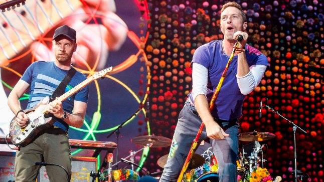 Coldplay solist kartis koolipoisina paaniliselt, et on gei
