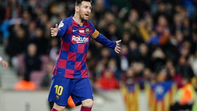 VIDEO | Järjekordse pöörase partii teinud Messi möödus viimaks Ronaldost