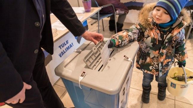 b37954814be Riigikogu valimistel on hääle andnud üle 32 000 inimese - Uudis.eu
