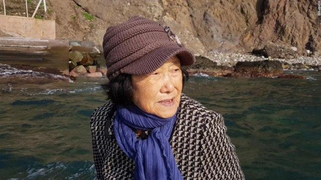 Maismaast ära lõigatud 81aastane proua: elan ihuüksi keset merd