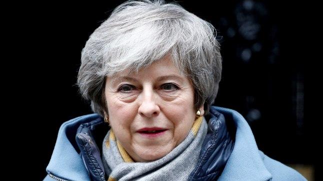 SEGADUS PÜSIB: Suurbritannia peaminister taotleb Brexiti edasilükkamist