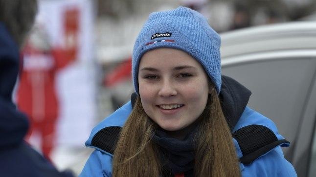 Norra printsess Ingrid Alexandra teeb ajalugu