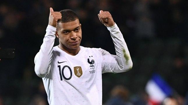 France Football: Madridi Real on Mbappe eest nõus välja käima 280 miljonit eurot