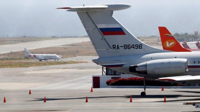 KRIIS SÜVENEB: Venemaa rajab Venezuelasse sõjaväebaasi?