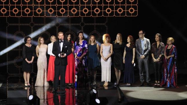 EFTA | ÕL VIDEO | Mart Sander aasta teleseriaali auhinnast: mulle tähendavad võidud ikka väga palju!