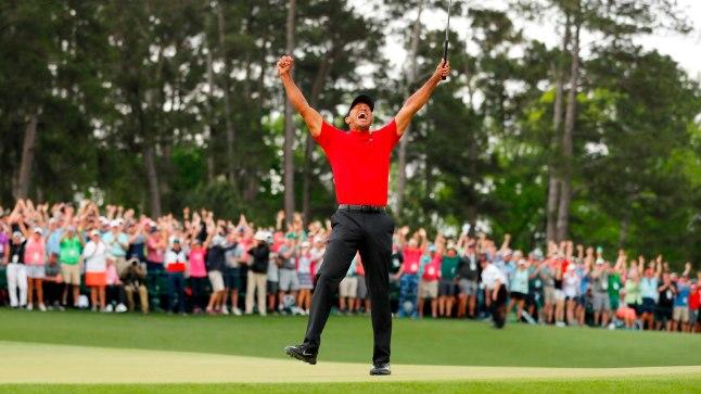 Kõigi aegade suurim sportlane?! Tiger Woodsi imeline triumf pani Serena Williamsi nutma