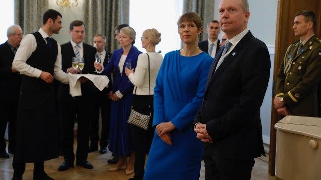 BLOGI JA FOTOD | Õhtuleht Moskvas: Kaljulaidi ja Putini kohtumise kohal püsib saladuseloor