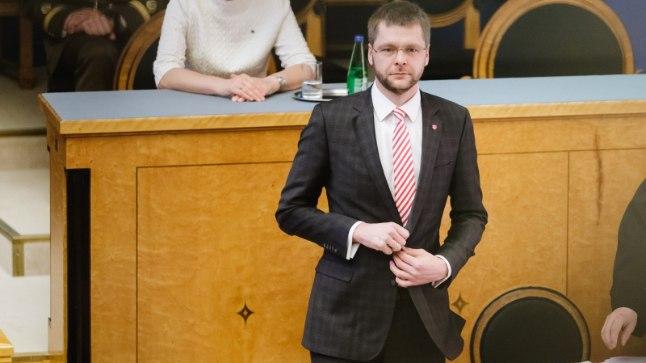 Ossinovski: ma ei kandideeri enam sotside esimeheks