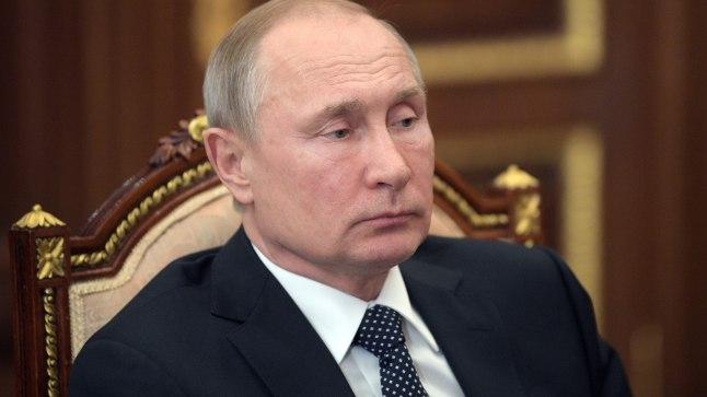 Putin andis nõusoleku Kaljulaidiga kohtumiseks