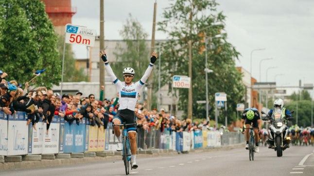 Eestimaa velotuuri võitis Mihkel Räim: nüüd on võit olemas ja moraalselt vähe kergem