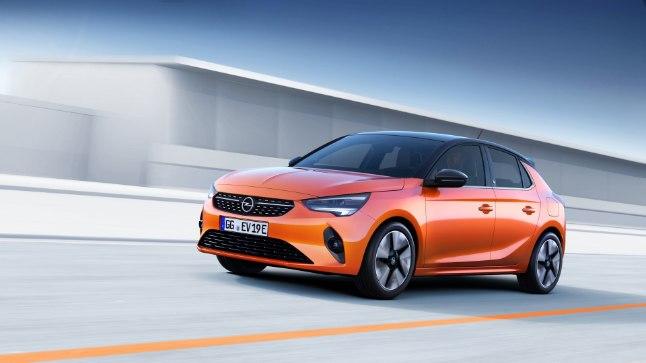 Opel Corsa-e sõiduraadius on 330 kilomeetrit