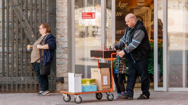 Soome Eesti alkoaktsiisi langetamisest: Eesti tehku, mida tahab, meie ei pea neil sabas traavima
