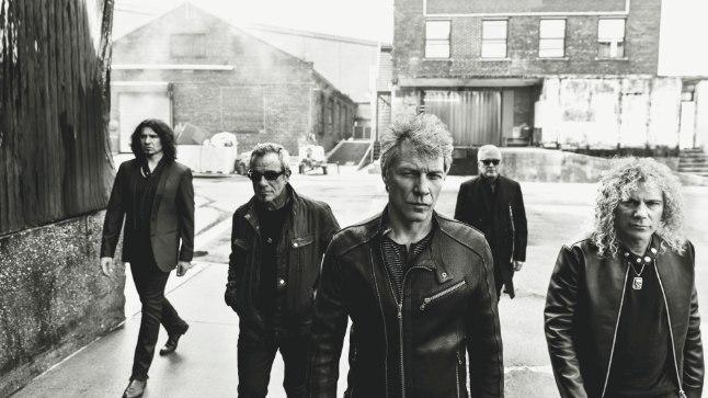 Ameerika edukas kontserdibänd Bon Jovi ilmus muusikaareenile juba aastal 1983 – seega on ta tegutsenud 36 aastat.